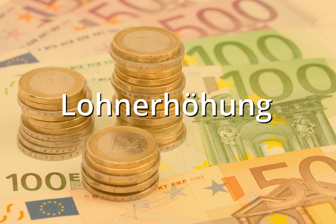 Musterbrief Lohnerhöhung Musterix
