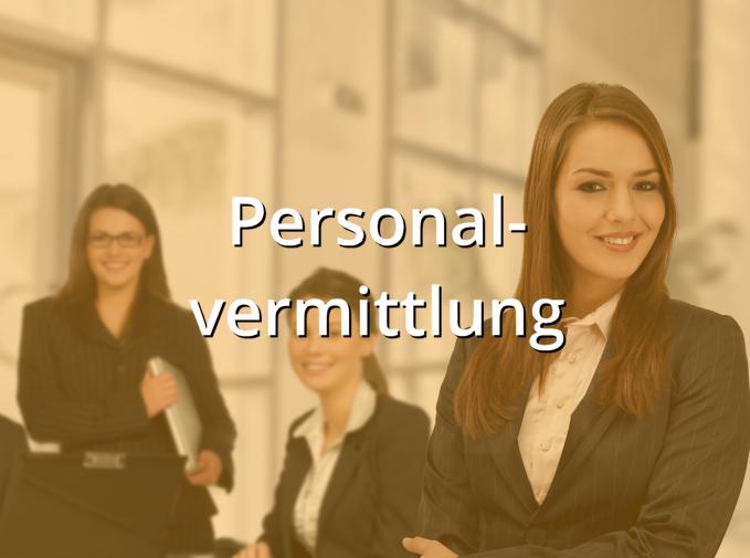 Mustervertrag Personalvermittlung