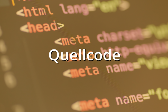 Mustervertrag Quellcode