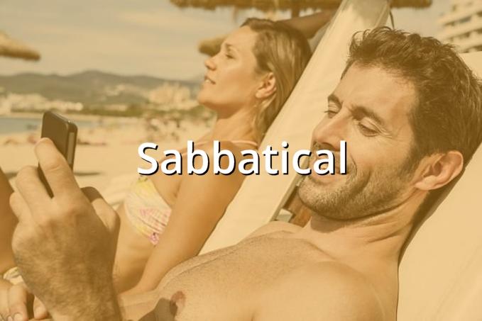 Mustervertrag Sabbatical