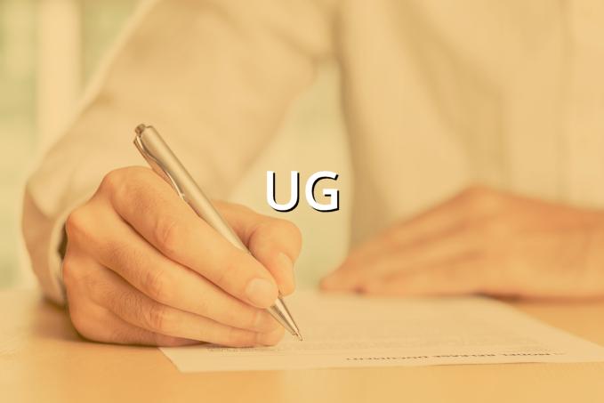 Mustervertrag UG